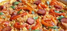 2 recetas de arroz con carne